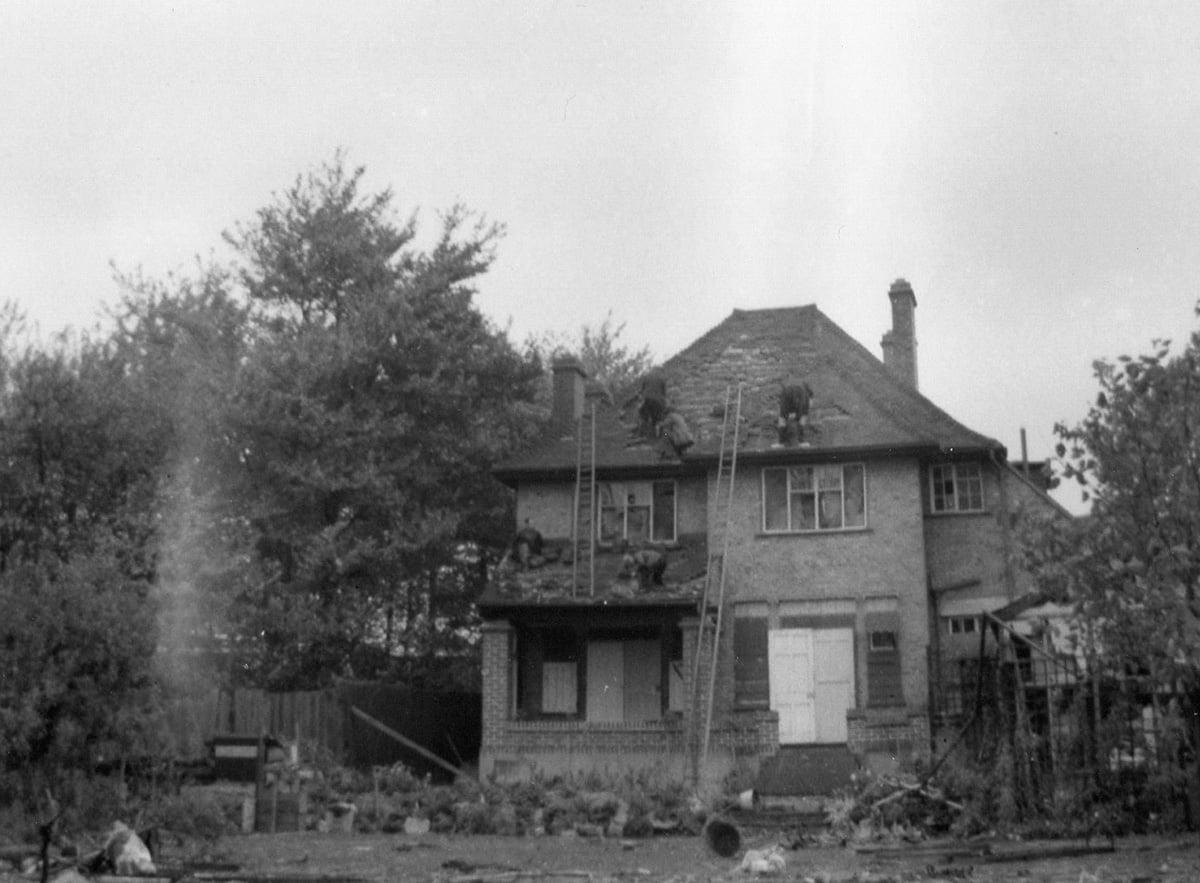 WW2 Damage